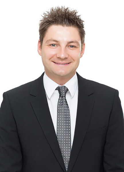 Our people - David Kuchta Finance Director