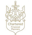 Contact us - Chartered Financial Planning badge
