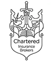 Contact us - Chartered Insurance Brokers badge