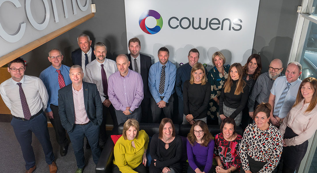 Employee Testimonials Cowens Group