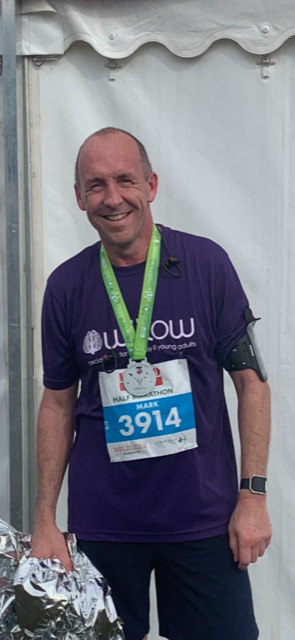 Corporate Social Responsibility - Mark's Robin Hood Half Day Marathon