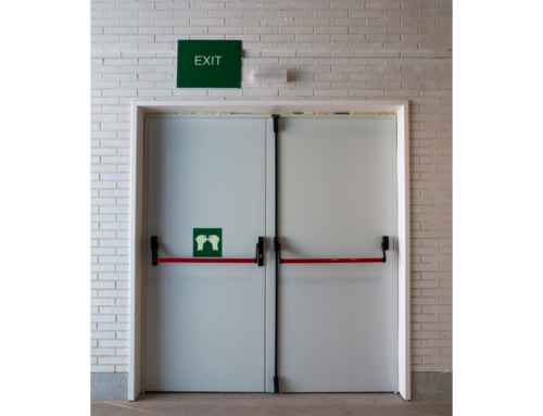 Five principles to maintaining a fire door