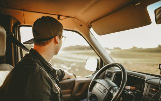Do you employ drivers?