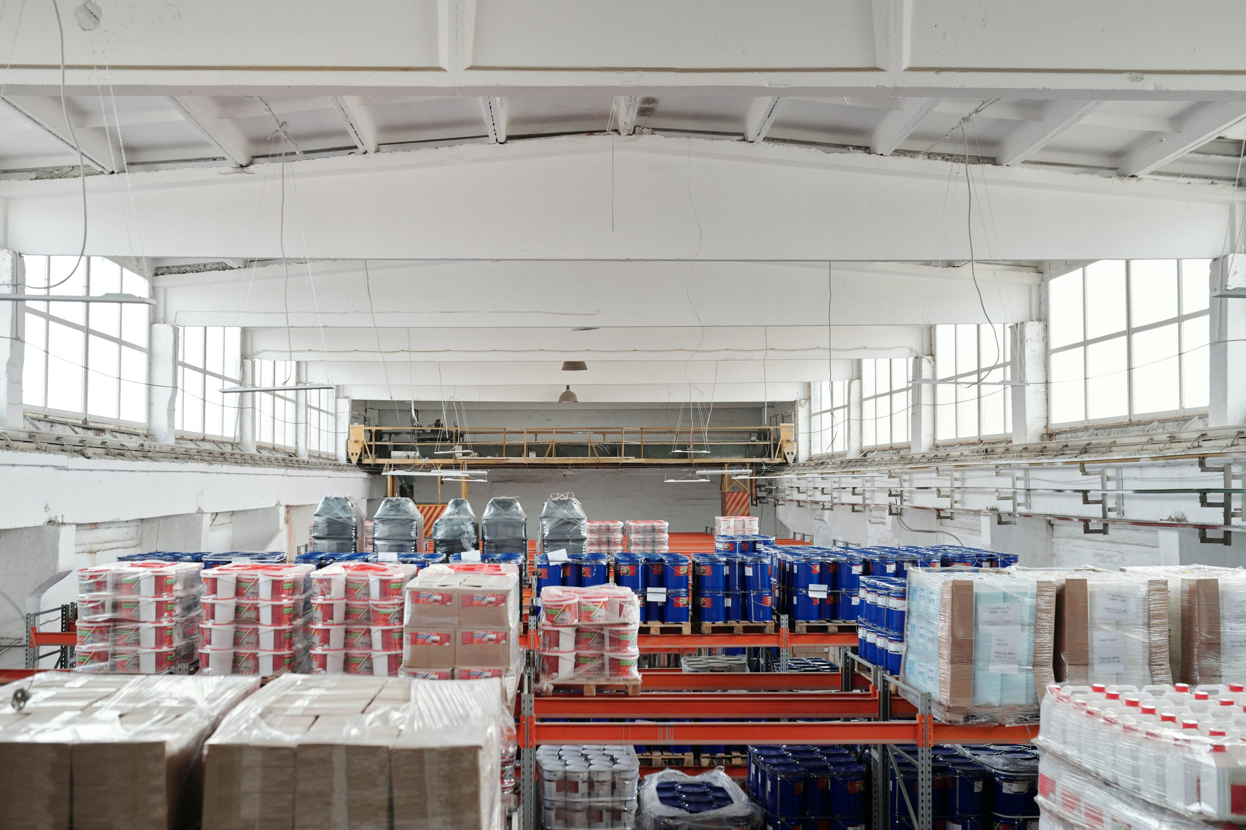 Recommendations for the storage of aerosol products